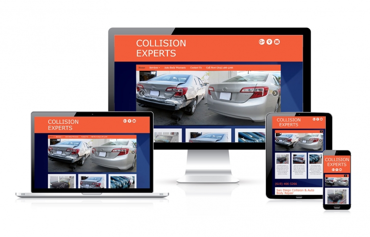 Collision Experts