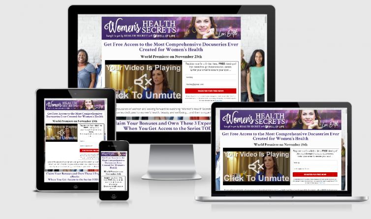 Womens Health Secrets